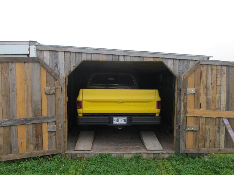 Comment entreposez-vous votre voiture antique cette hiver? Septem18