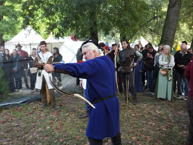 Archer champion à la Rose d'OR 2013 en Avignon Alain10