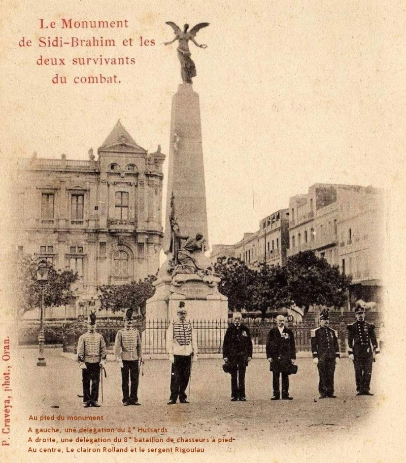 Inauguration du monument Sidi-Brahim de Oran Monume10