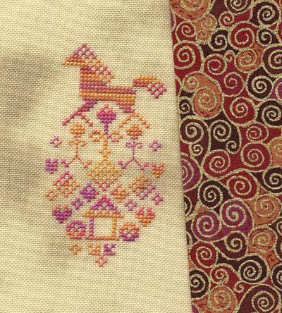 Echange d'automne : un coussinet brodé en soie  **PHOTOS** 2013-110
