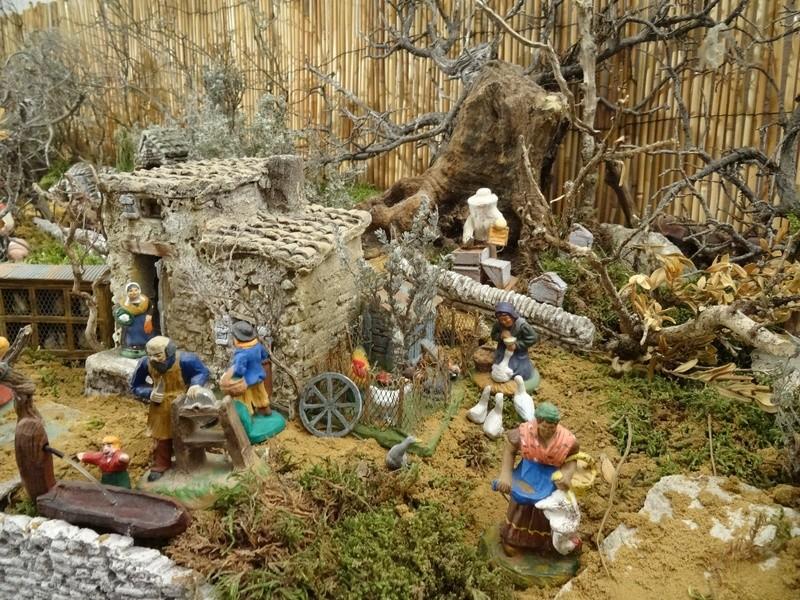 La crèche de Gégé de Monteux Dsc04125