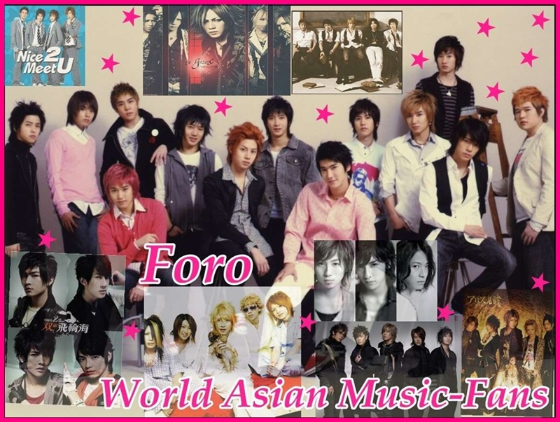 World Asian Music Fans