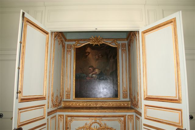 La fuite vers Montmédy et l'arrestation à Varennes, les 20 et 21 juin 1791 - Page 3 Chapel11