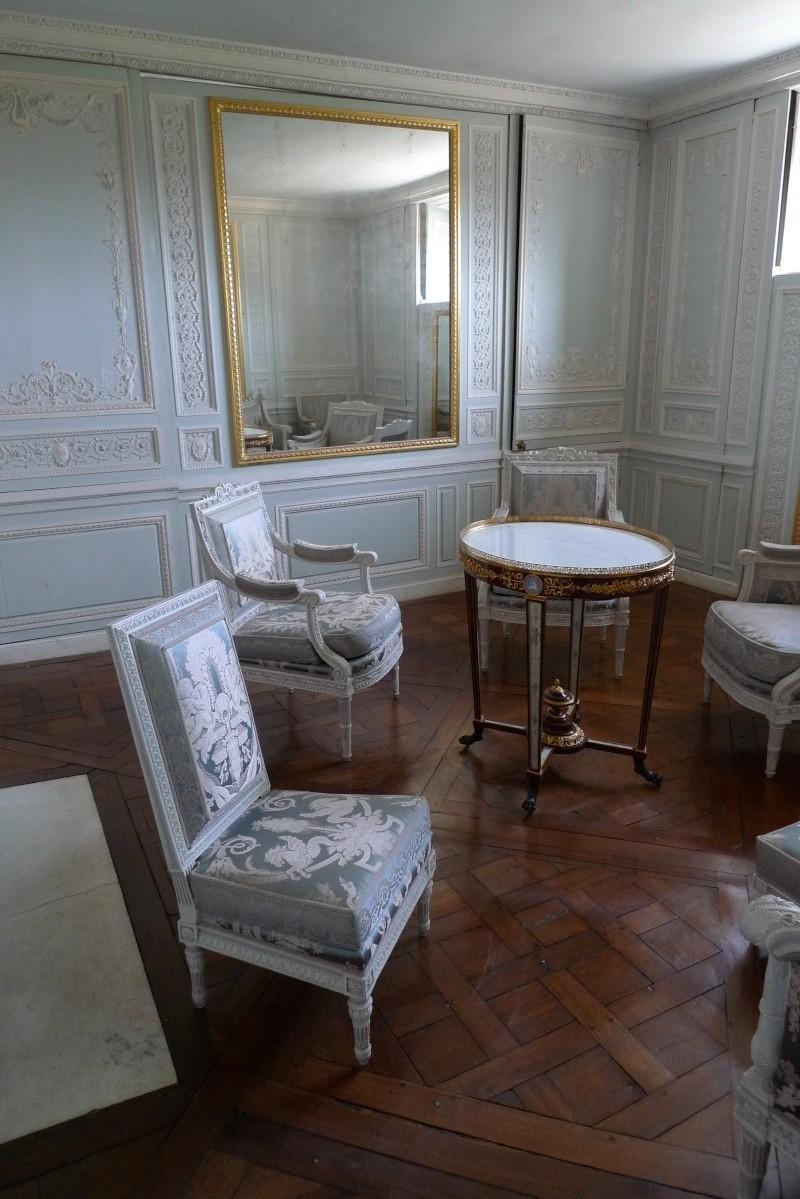 Boudoir ou Cabinet des glaces mouvantes au Petit Trianon P1030110