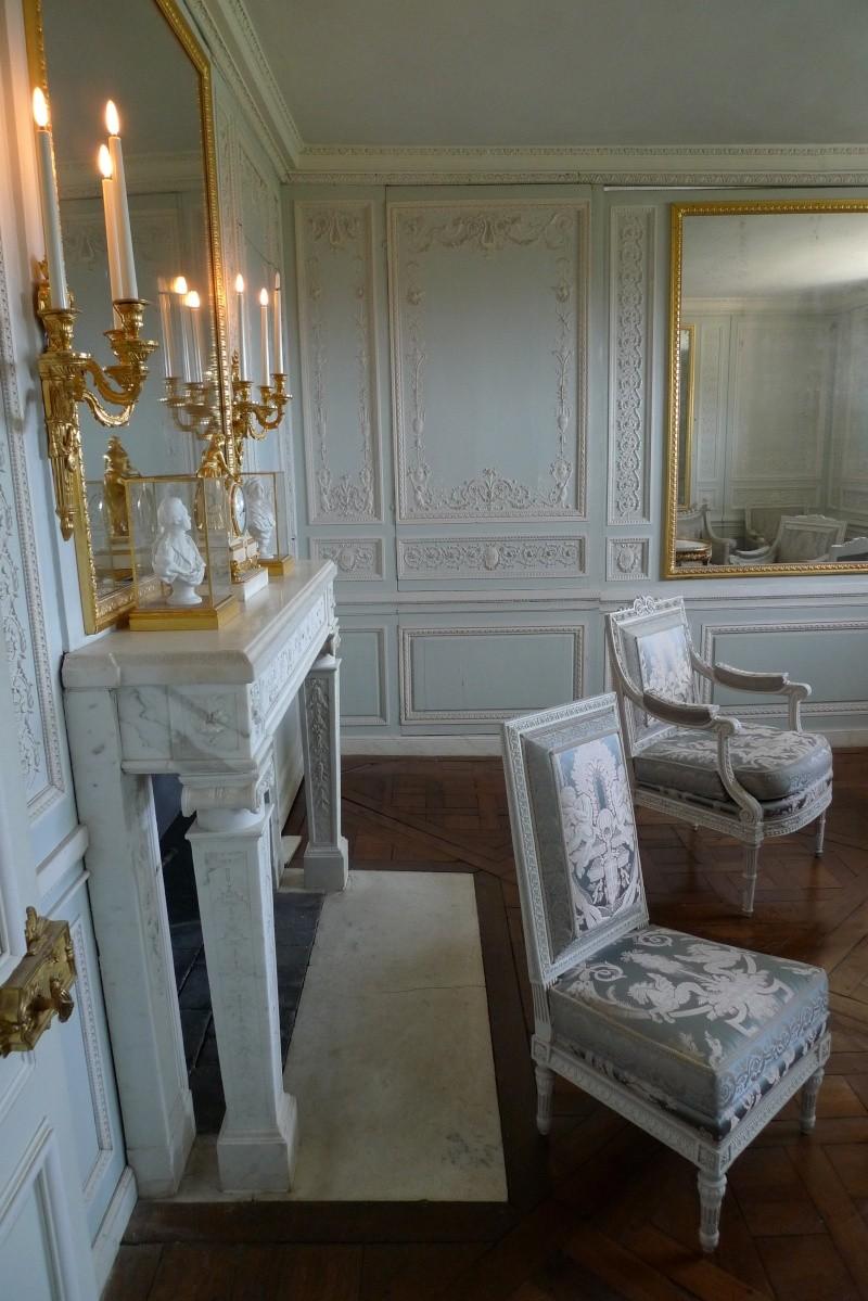 Boudoir ou Cabinet des glaces mouvantes au Petit Trianon P1030111