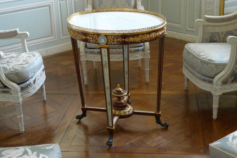 Boudoir ou Cabinet des glaces mouvantes au Petit Trianon P1030211