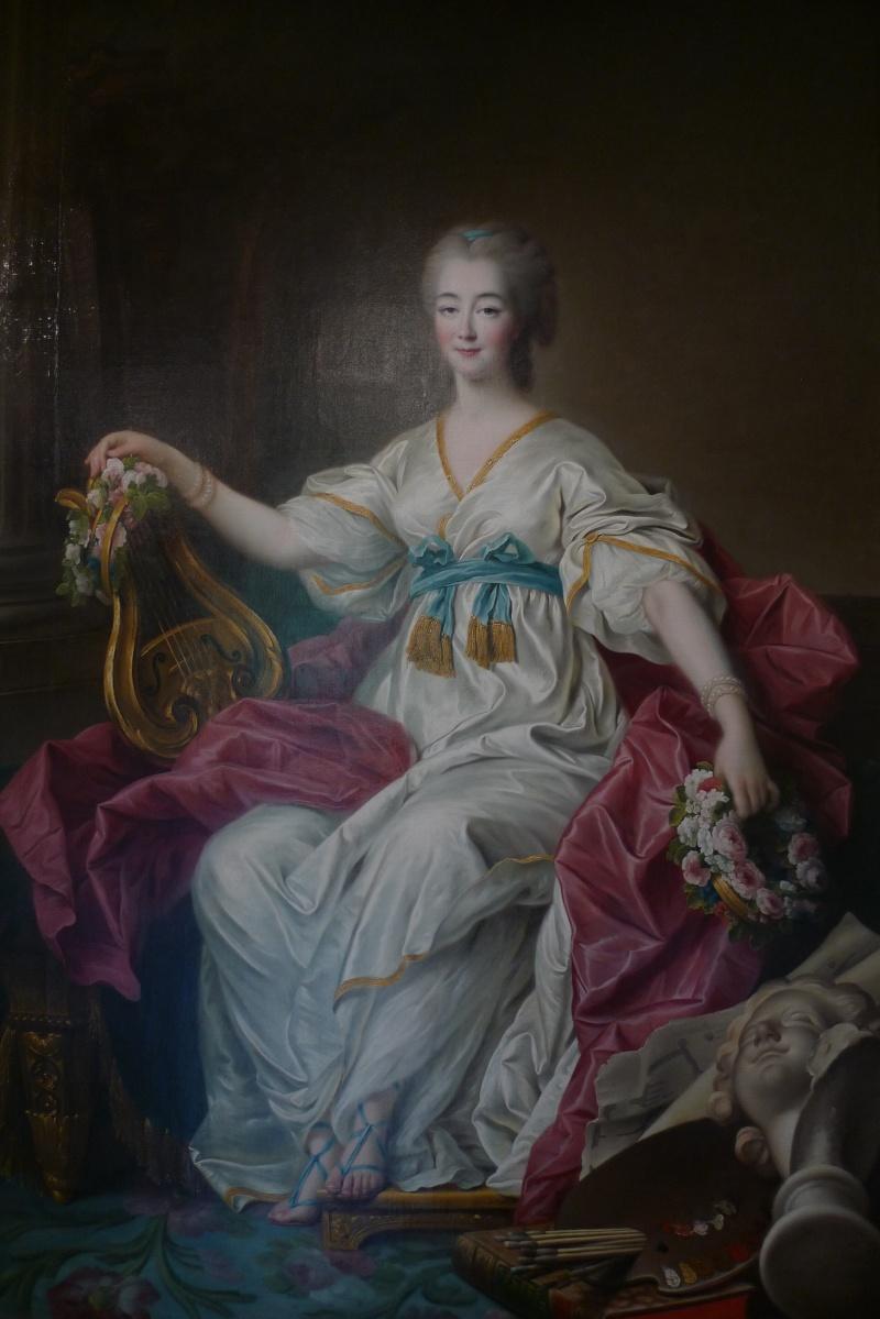 Portraits de Madame du Barry par François-Hubert Drouais P1080112