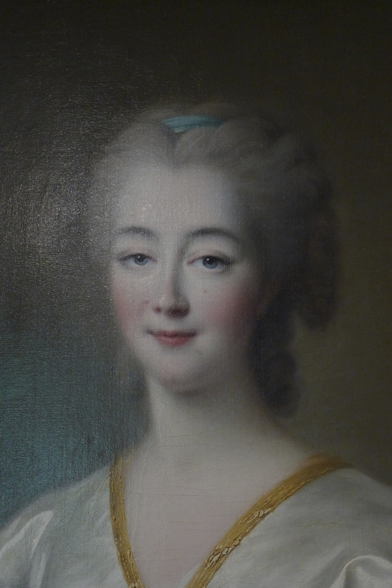 Portraits de Madame du Barry par François-Hubert Drouais P1080113