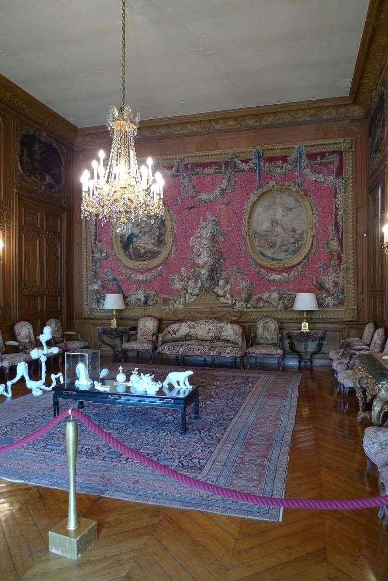 Rambouillet - Le domaine et le château de Rambouillet P1080414