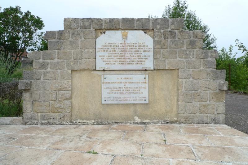 La fuite vers Montmédy et l'arrestation à Varennes, les 20 et 21 juin 1791 - Page 4 P1080829