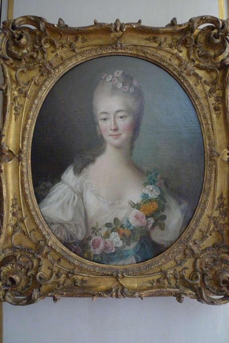 Portraits de Madame du Barry par François-Hubert Drouais P1150525