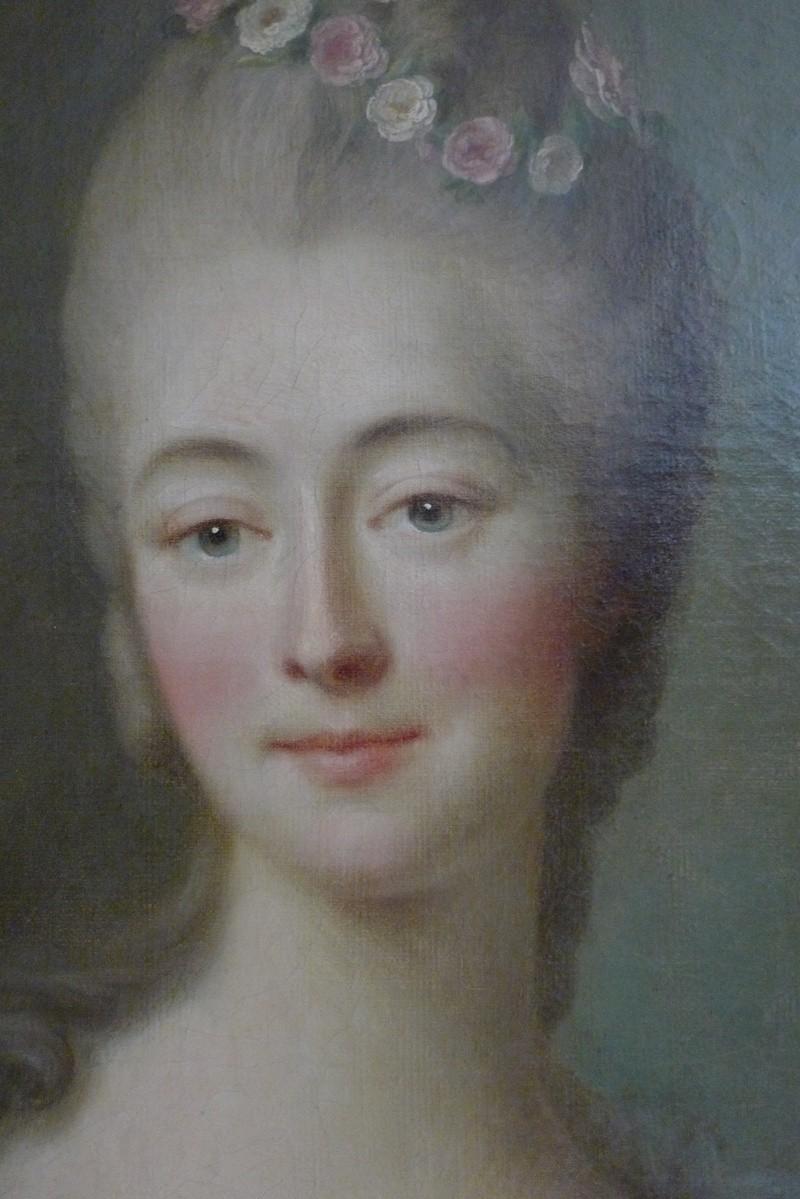 Portraits de Madame du Barry par François-Hubert Drouais P1150526