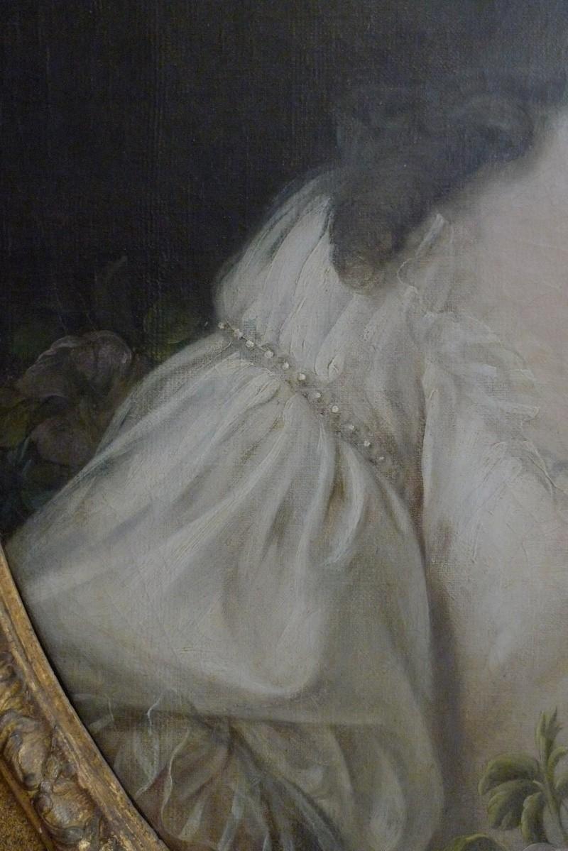 Portraits de Madame du Barry par François-Hubert Drouais P1150527