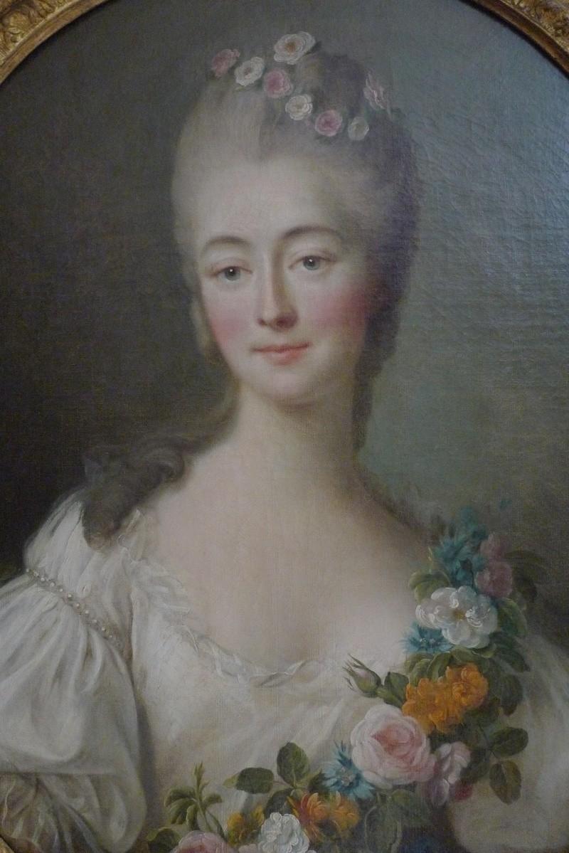 Portraits de Madame du Barry par François-Hubert Drouais P1150531