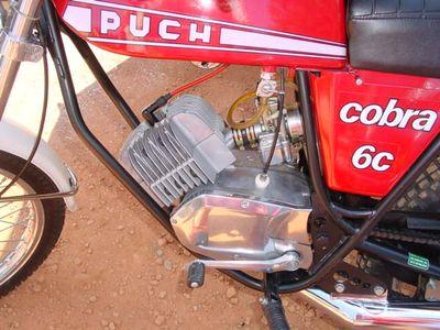 Puch Cobra 6C - Proto Cobra611