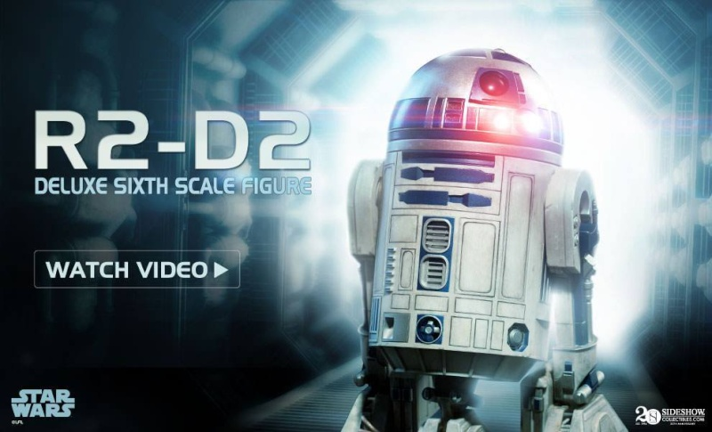 STAR WARS - R2-D2 deluxe 10265410