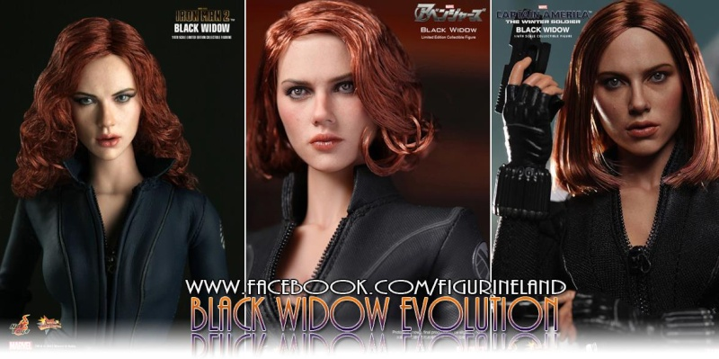 CAPTAIN AMERICA : THE WINTER SOLDIER - BLACK WIDOW (MMS239) 19398610