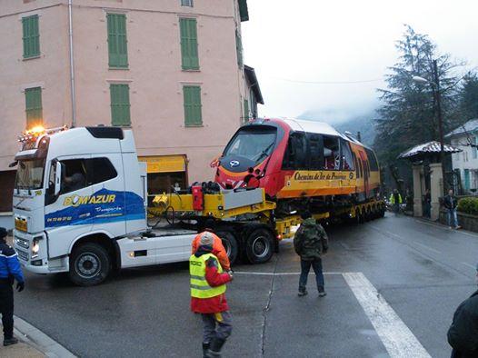 Accident du train des pignes,vidéo et photos. 18969710