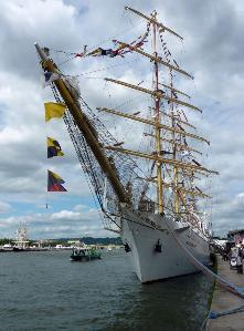 [RP] Le Port Maritime de Eu - Les Quais du Treport L_este10