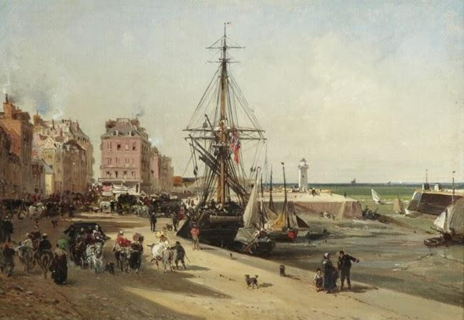 [RP] Le Port Maritime de Eu - Les Quais du Treport Quais_10