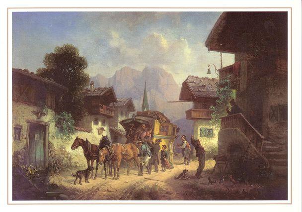 Carl Spitzweg und die Post Pic00068