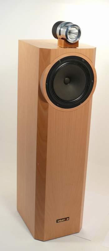colunas diy-projecto Megaudio Solo5011