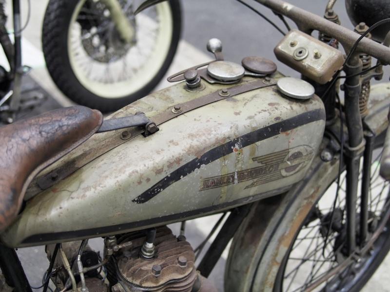 Les vieilles Harley....(ante 84) par Forum Passion-Harley - Page 2 2013_313