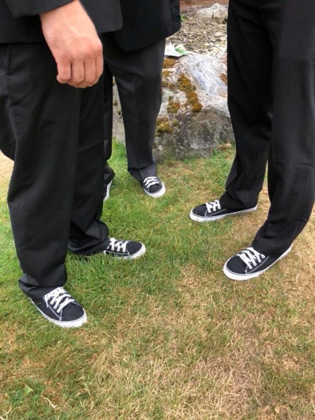 I Survived My Daughter's Wedding! Weddig10
