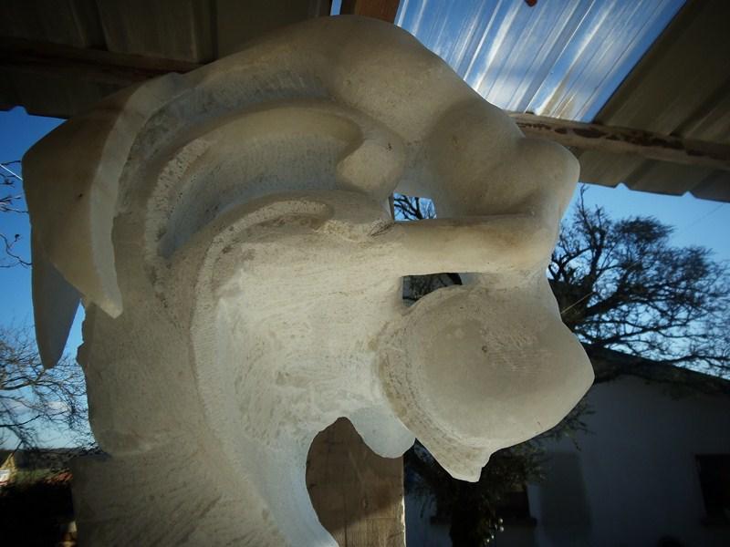 Gamin- Poisson en marbre :) Pc010016