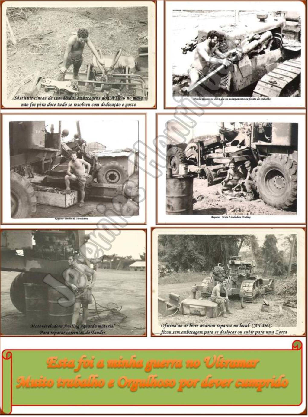 CEng1756: Máquinas, Trabalhos, Construção e Louvor (Angola 1967 a 1969) - Jeremias Henriques 01jere10