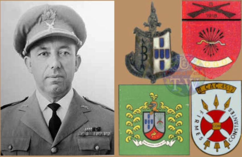 Cor António Vaz Antunes: Parecer sobre exposições apresentadas por Oficiais do QP (DL353 e 409/73)   Antoni15