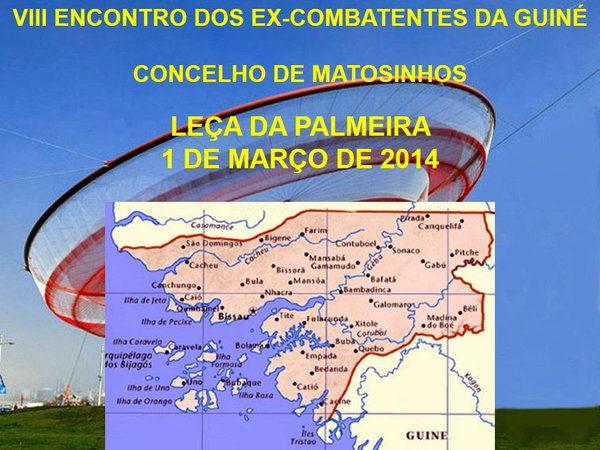 VIII Encontro de ex-Combatentes da Guiné - Concelho de Matosinhos Lecapa10