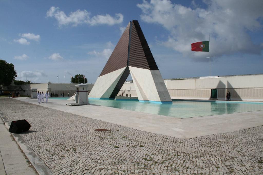 10Jun2014: XXI Encontro Nacional de Combatentes - Forte do Bom Sucesso - Lisboa Monume10