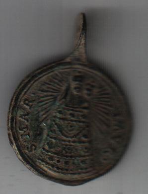 Médaille ND-de-Lorette & Bernard d'Offida - XVIIIème A2810