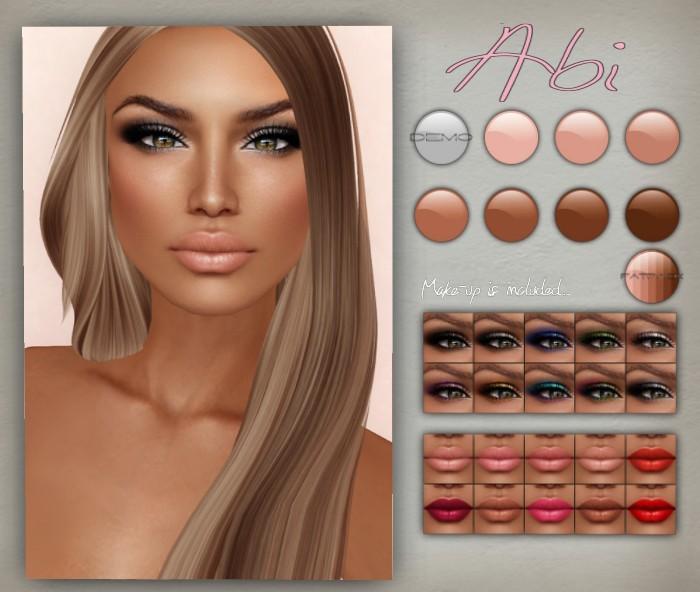 [Femme] Zoul Creations & Amara beauty Abi_0010