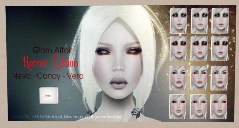 [Mixte] Beauty Avatar devient Glam affair & Tableau vivant - Page 2 Maison10