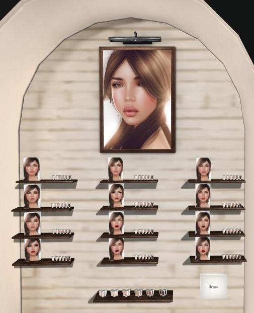 [Mixte] Beauty Avatar devient Glam affair & Tableau vivant - Page 2 Maison11
