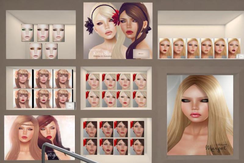 [Mixte] Beauty Avatar devient Glam affair & Tableau vivant - Page 2 Zzozue11