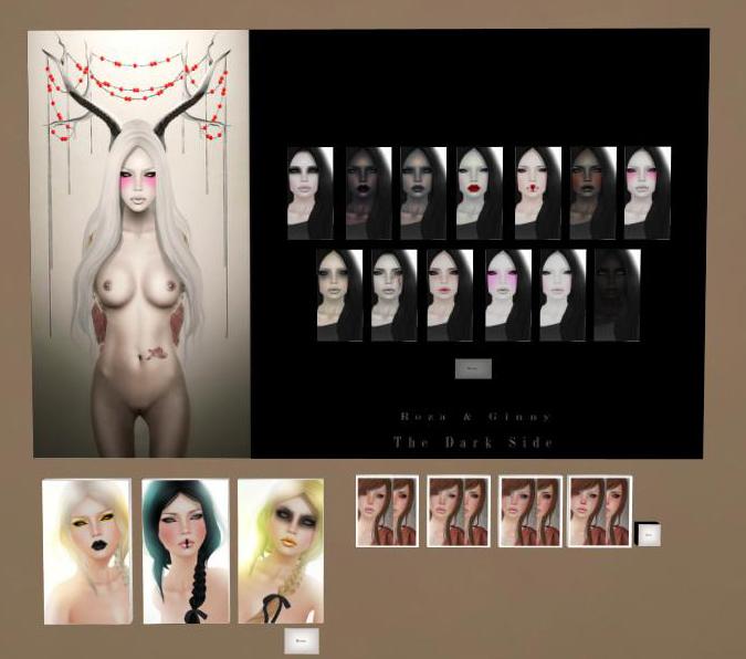 [Mixte] Beauty Avatar devient Glam affair & Tableau vivant - Page 2 Zzozue13