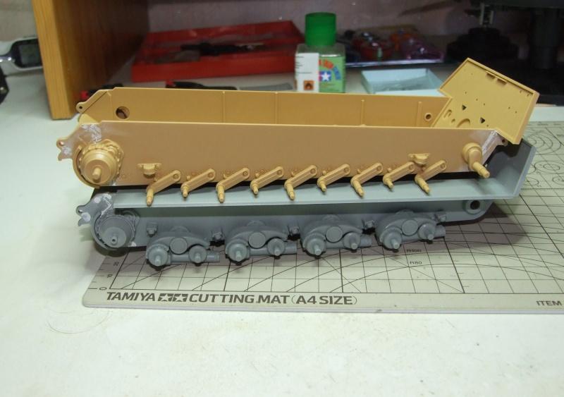 Projet Jagdtiger (x4) 1/35 0612