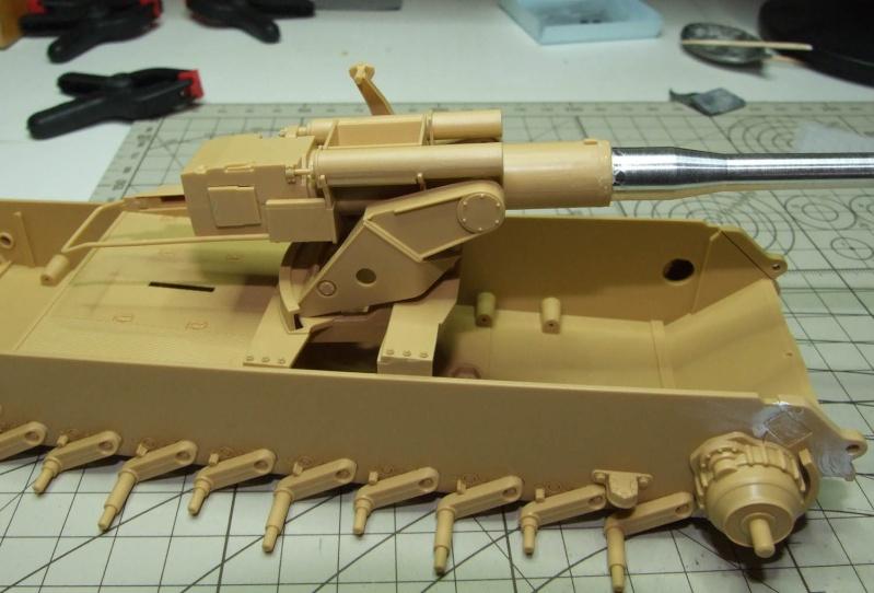 Projet Jagdtiger (x4) 1/35 1110