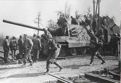 Projet Jagdtiger (x4) 1/35 234-110