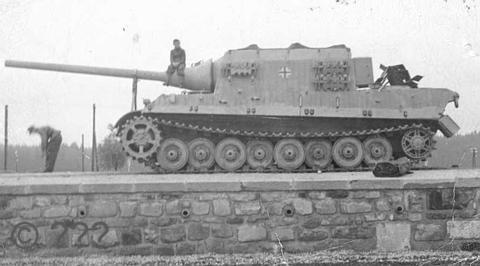 Projet Jagdtiger (x4) 1/35 30500911