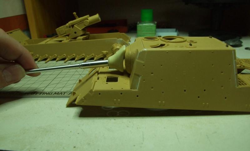 Projet Jagdtiger (x4) 1/35 3310