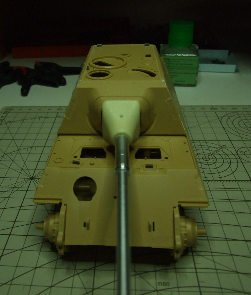 Projet Jagdtiger (x4) 1/35 3410