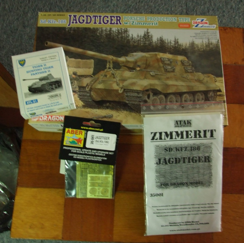 Projet Jagdtiger (x4) 1/35 Dscf5122