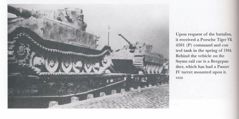 panzer - BergePanther + Tourelle Panzer IV ausf H Sans_t12