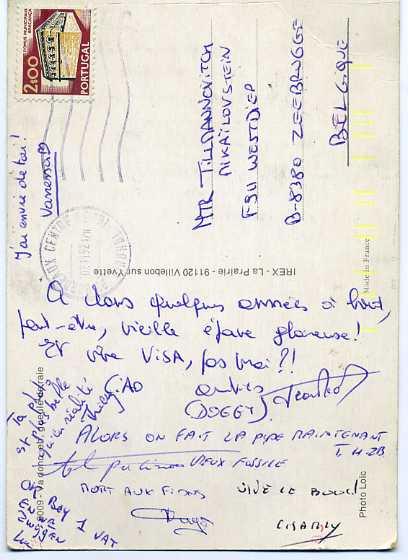 SOUVENIRS,cartes postales, badges, etc...hum hum Souven21