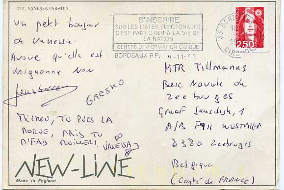 SOUVENIRS,cartes postales, badges, etc...hum hum Souven32