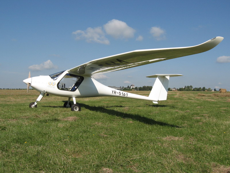 Pipistrel - UL 3-Axis Aircraft Img_7712